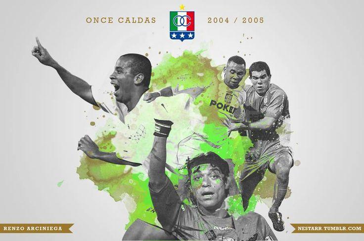 """UN PAÍS TRICOLOR VESTIDO DE BLANCO"" Crónica 3 - Once Caldas http://goo.gl/0VqIAF  Follow: http://nestarr.tumblr.com/"