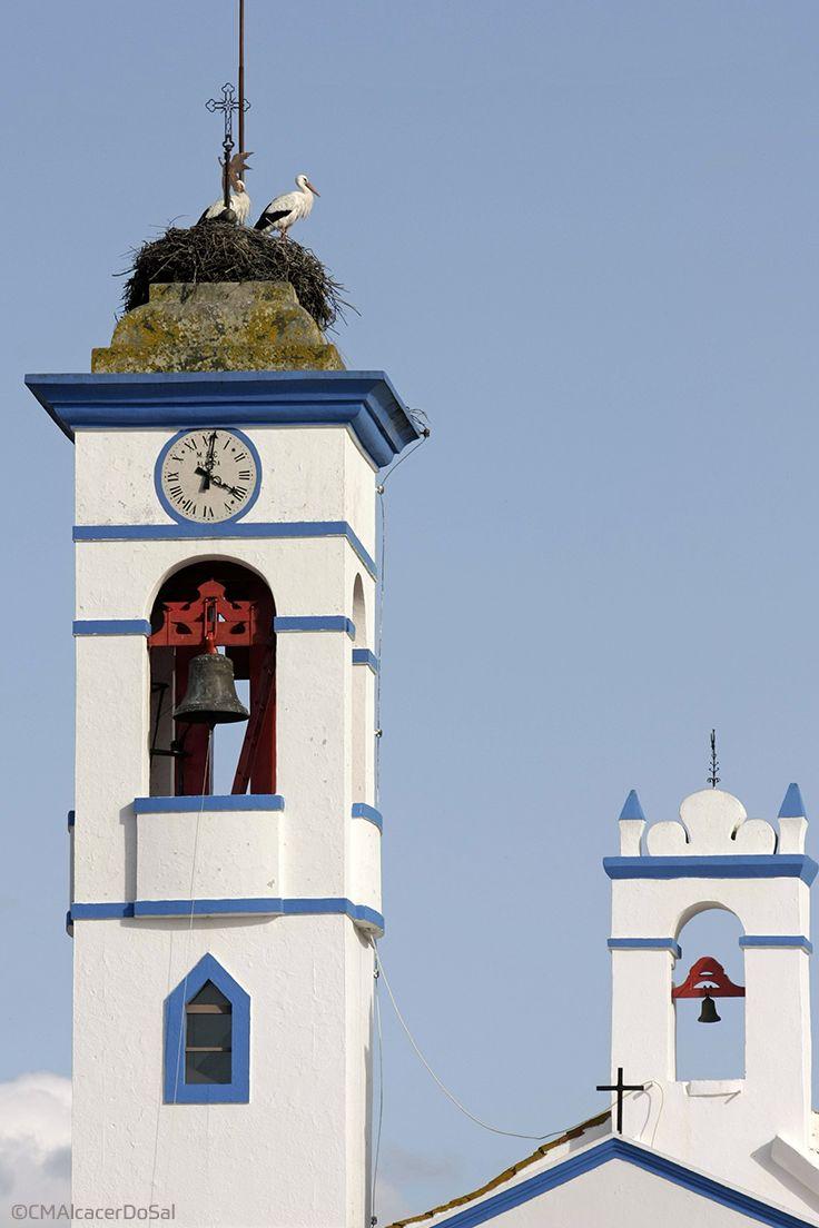 Já conhece Santa Susana, a aldeia azul e branca?