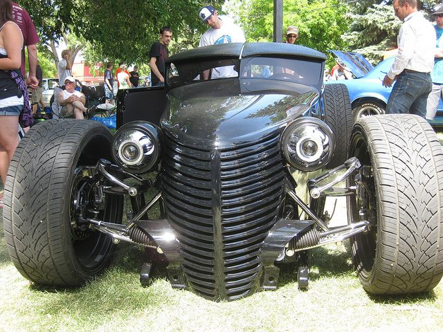Some hot rod