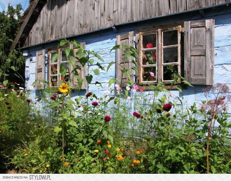 House of Art: POLISH COUNTRY GARDENS/ Ogrody wiejskie na Stylowi.pl