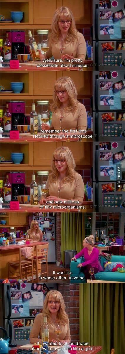 Bernardette Big Bang Theory