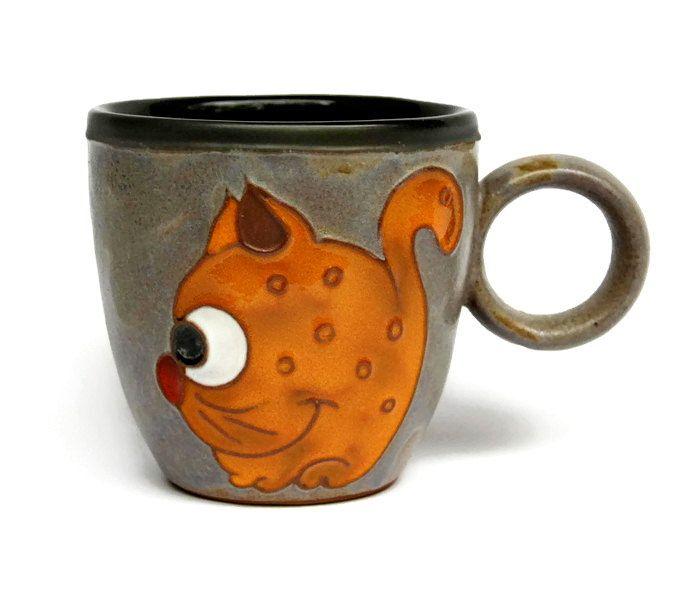 Mug Coffee mug coffee cup ceramics and pottery by MMceramicdesign