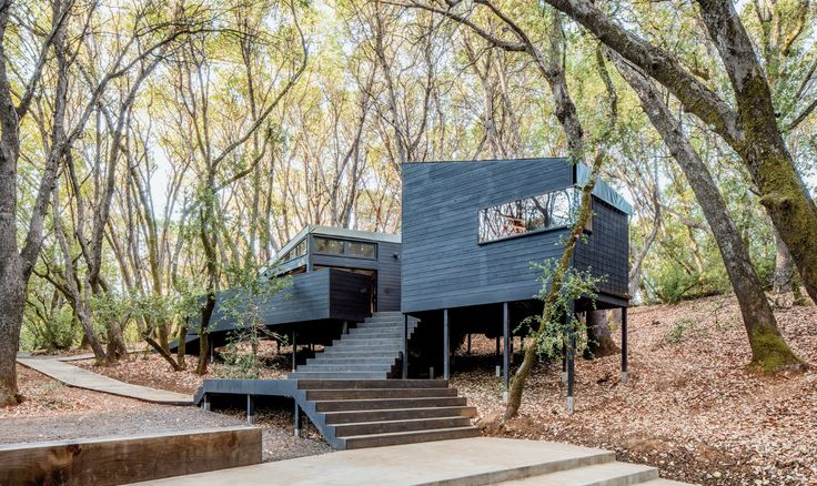 A Constellation of One-Room Cabins, Embedded in the Forest // http://www.nytimes.com/2016/09/12/t-magazine/design/douglas-burnham-architect-cabins.html?smid=tw-tmagazine&smtyp=cur&module=Slide&region=SlideShowTopBar&version=SlideCard-8&action=Click&contentCollection=T%20Magazine&slideshowTitle=Super%20Cabins&currentSlide=8&entrySlide=1&pgtype=imageslideshow&_r=0