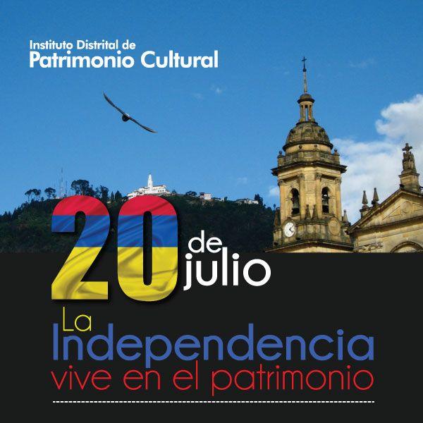 La independencia vive en el Patrimonio