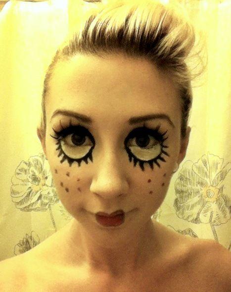 99 best Halloween images on Pinterest | Costumes, Halloween makeup ...