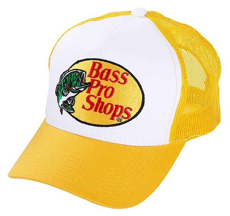 Bass Pro Shops Embroidered Logo Mesh Caps | Bass Pro Shops
