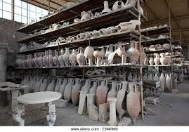 Image result for the city of pompeii after the eruption in 70 a.d