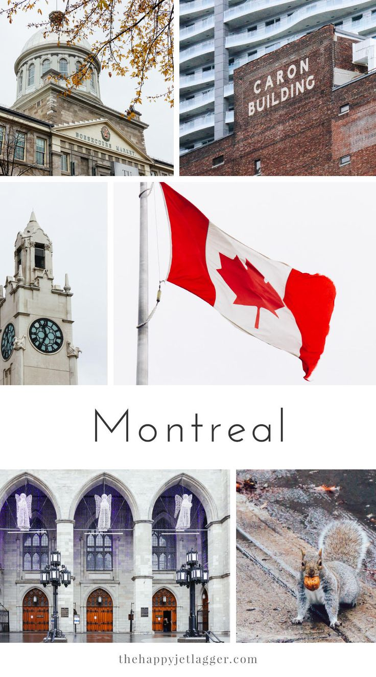 A city guide for Montreal in winter! What to do and what to see in Montreal, Canada! Read more on The Happy Jetlagger!