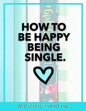 learn how to enjoy your single life. Sometimes it's hard to find happiness in your single life when you first venture out after a breakup. But you don't have to struggle with finding happiness being alone. Come grab the free tips and guide for learning how to be comfortable being single!