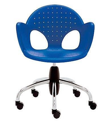 office chair LOLITA by Lucci e Orlandini Lamm