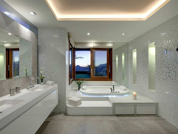 133 Best Images About Ultimate Bathrooms On Pinterest