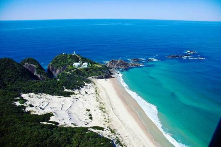 Sugarloaf Point Lighthouse Cottages, Seal Rocks, North Coast, New South Wales | LoveBirds: Romantic Getaways and Honeymoons for Two