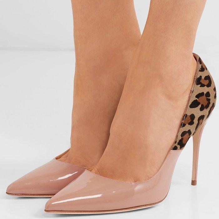 jennifer chamandi forme debuts collection de chaussures avec sculptée en forme chamandi de gouttes oculaires e3542f