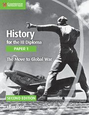 Comprehensive second editions of History for the IB Diploma Paper 1, revised for first teaching in 2015.This coursebook covers Paper 1, Prescribed Subject 3: The Move to Global War of the History for the International Baccalaureate Diploma syllabus for first assessment in 2017.  Cambridge University Press