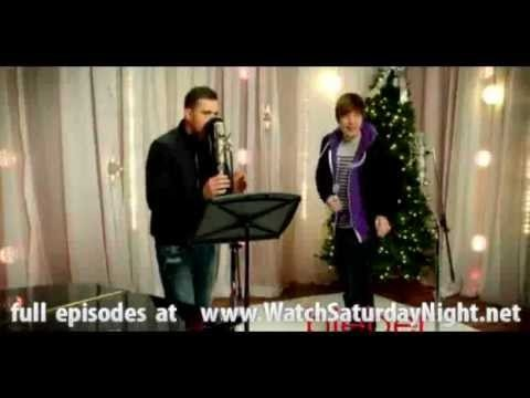 Holiday Videos: Michael Buble's