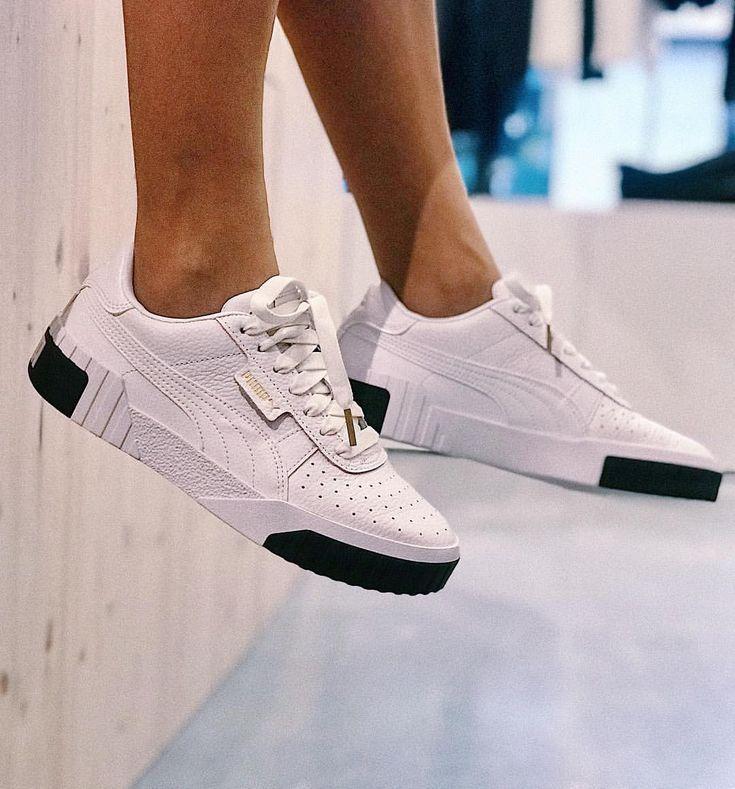 Puma Cali, #Cali #Puma in 2020 | Schoenen, Verliefd