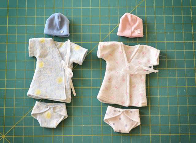 Preemie gowns, hats, infant loss, baby loss, diapers