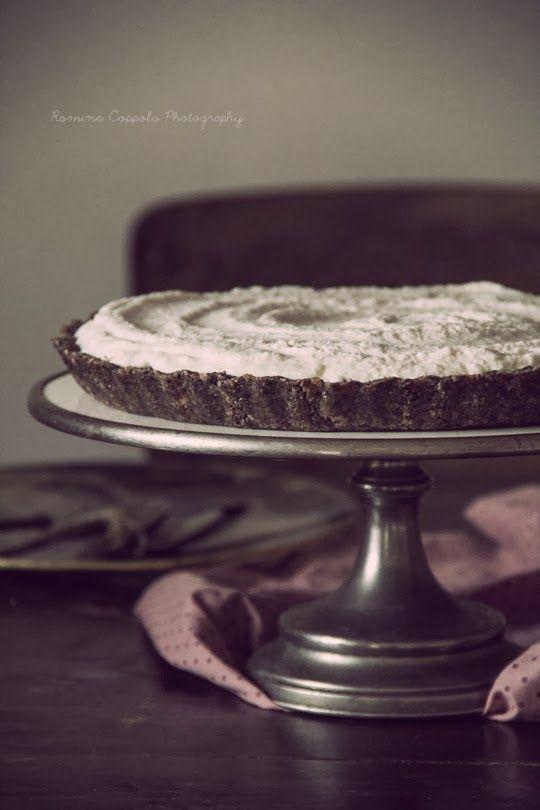 Roh Kirschtorte | Sugarless