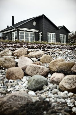Beach House, Denmark - Explore the World with Travel Nerd Nici, one Country at a Time. http://TravelNerdNici.com