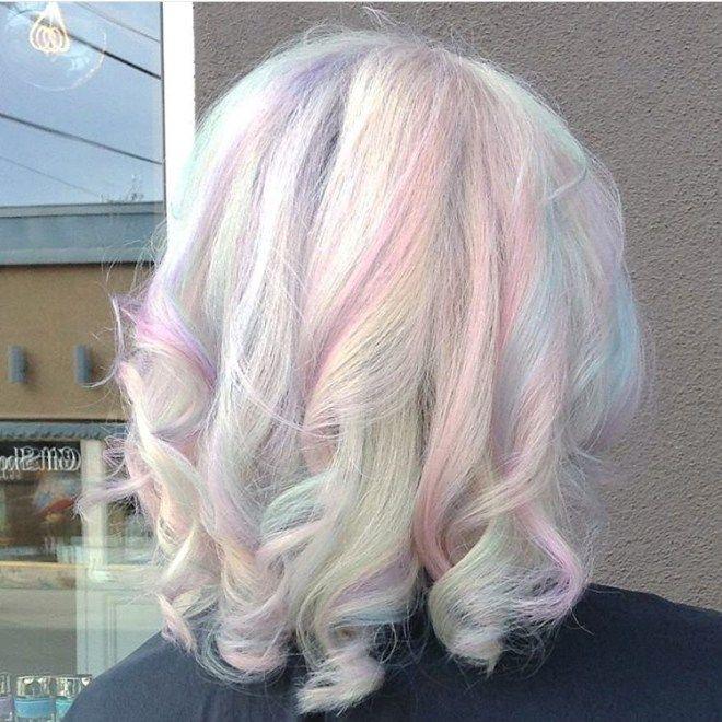 10 Opal Hair Looks That Rock The Latest Trend at CherryCherryBeauty.com