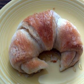 Easy Croissants recipe snapshot