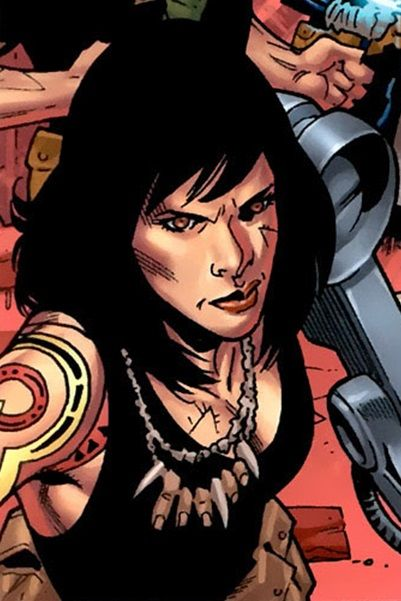 Loca (Inferno Baby) (Earth-616) from New Mutants Vol 3 #18