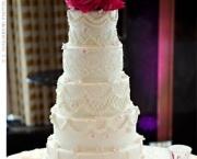 bolo-de-casamento-dos-famosos-14: Pink Flowers, Decor Ideas, Cakes Ideas, Dreams Ideas, Flowers Tops, Wedding Cakes, Classic Cakes, Cakes Wedding, Sugar Flowers