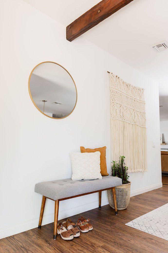 Modern Meets Boho In Paige Rangels Phoenix AZ Home