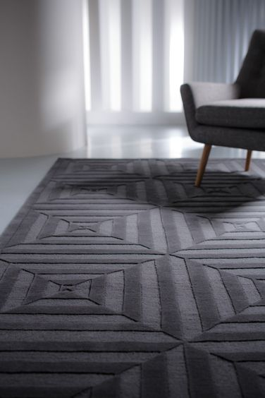 Escape- The Escape design is simple and uncomplicated. It showcases a subtle geometric pattern to create seamless glamour while remaining extremely functional.Floor rug available for order in (ONLY) at La Vie Interiors  http://www.lavieinteriors.com.au