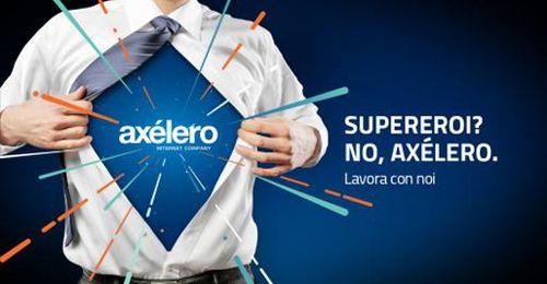 axélero è una Internet Company fondata nel 2008 ed opera nel mercato italiano dei Media e della Comunicazione Digitale accompagnando le PMI e i SoHos nel percorso di crescita online.