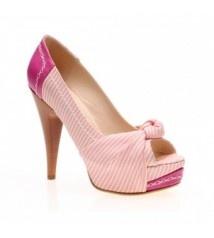 Carmella Platform Topuklu Ayakkabı