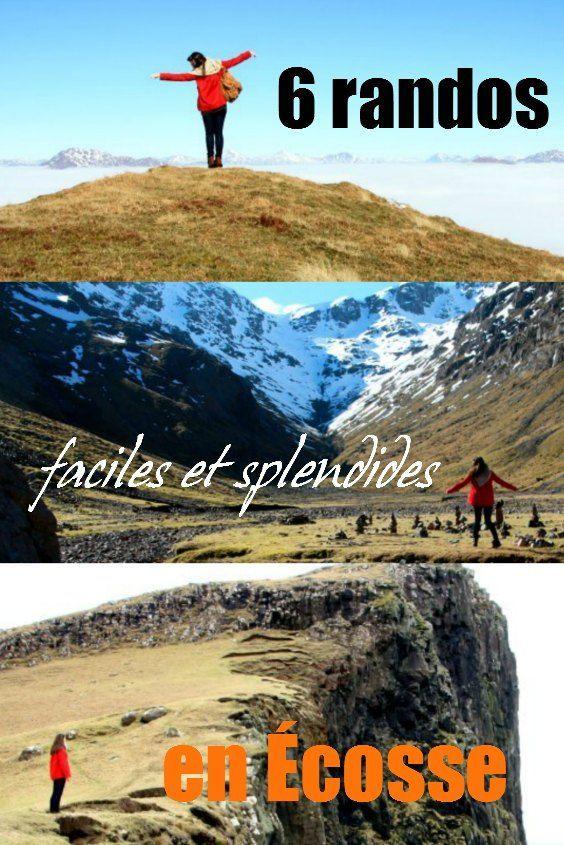 6 randonnées faciles et splendides à faire en Écosse