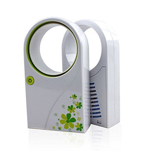 Personal Air Conditioner USB Fan - Portable AC Office or Camping Accessory