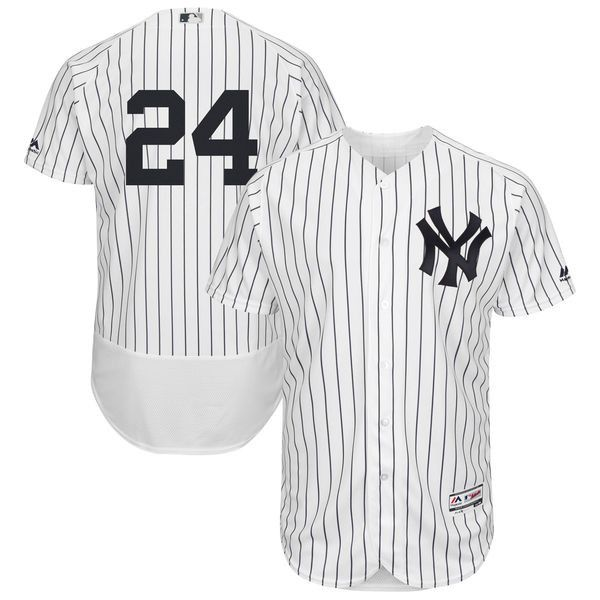Gary Sanchez New York Yankees White Men's jersey