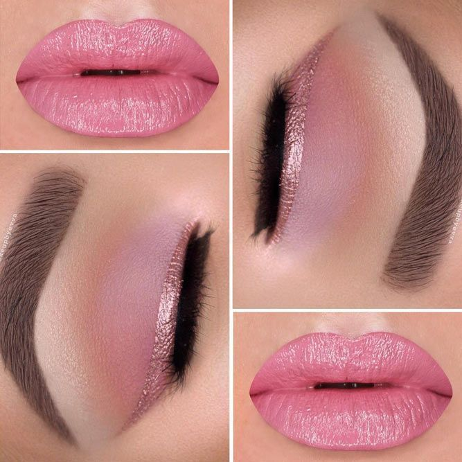 Rose gold hues are flattering to all the skin tones and can suit lots of occasions and looks in general. This is why we are going to dive into the depth of rose gold makeup trends and are going to share with you all the interesting details you may still not know. #makeup #makeuplover #makeupjunkie #makeupideas