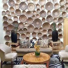 Tonga baskets at Saxon Hotel_Johanesburg