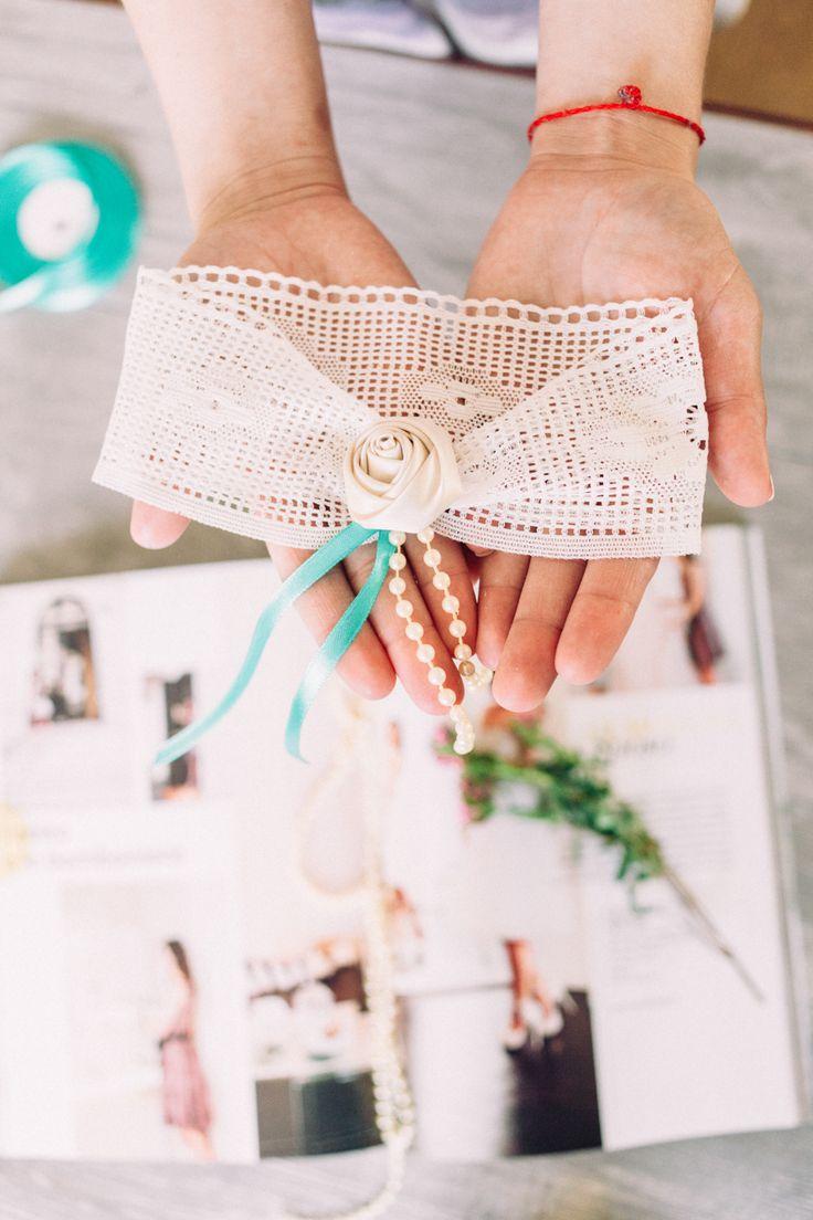 ПОДВЯЗКА НЕВЕСТЫ СВОИМИ РУКАМИ Diy bridal garter, Marry.ua ideal See more - click on picture