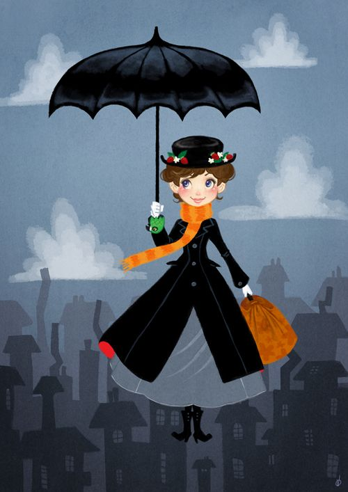 Image de art, Mary Poppins, and gali miau