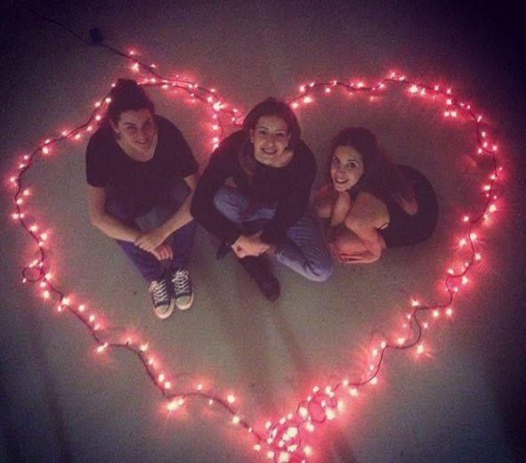 Into Our Hearts! Elena & Amaryllis & Nefeli