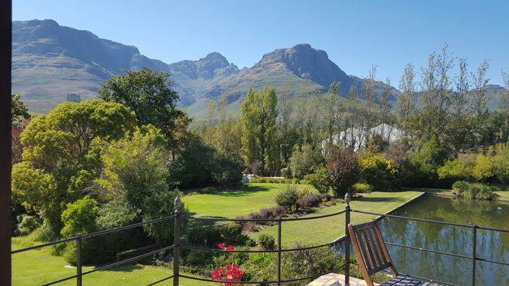 Dornier Wine Estate in Stellenbosch