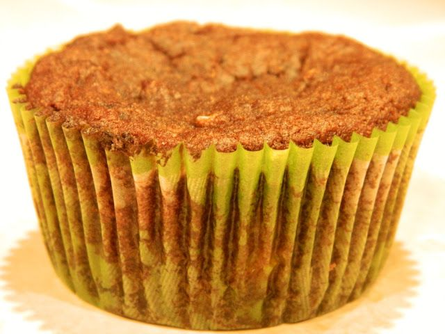 Grain Free Chocolate Chip Banana Muffins | food and drink | Pinterest
