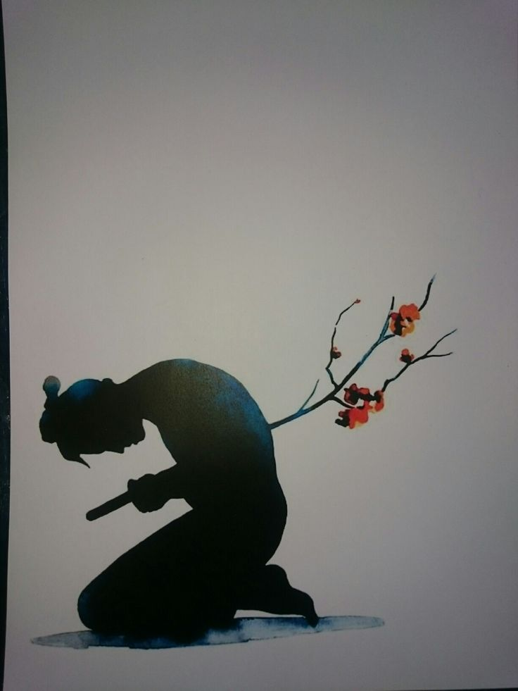 #Samurai#Harakiri#cherryflower#tree