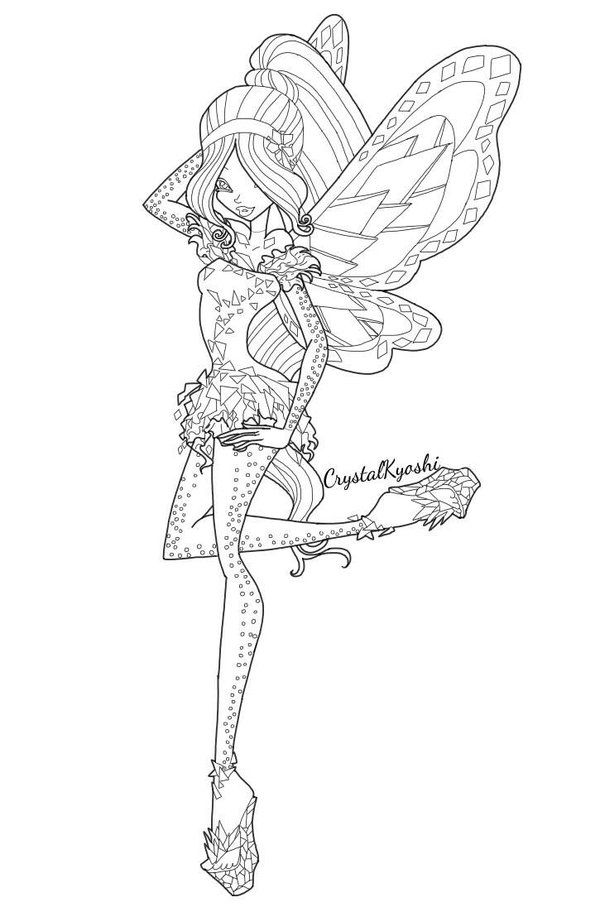 Pin By Nora Demeter On Coloring Pages Coloring Pages Winx Club Cartoon Coloring Pages