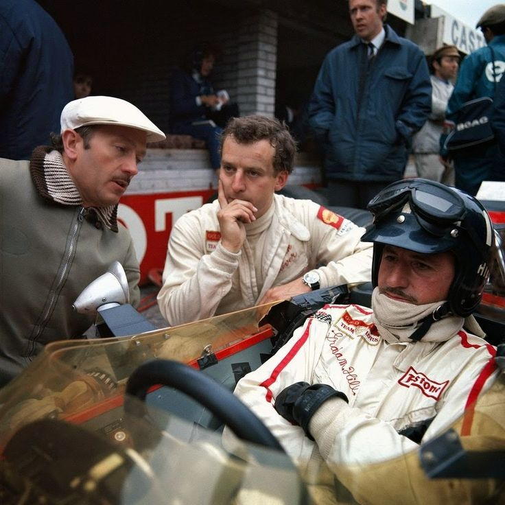 Breitling Navitimer 806 Jim Clark Graham Hill Jackie Oliver