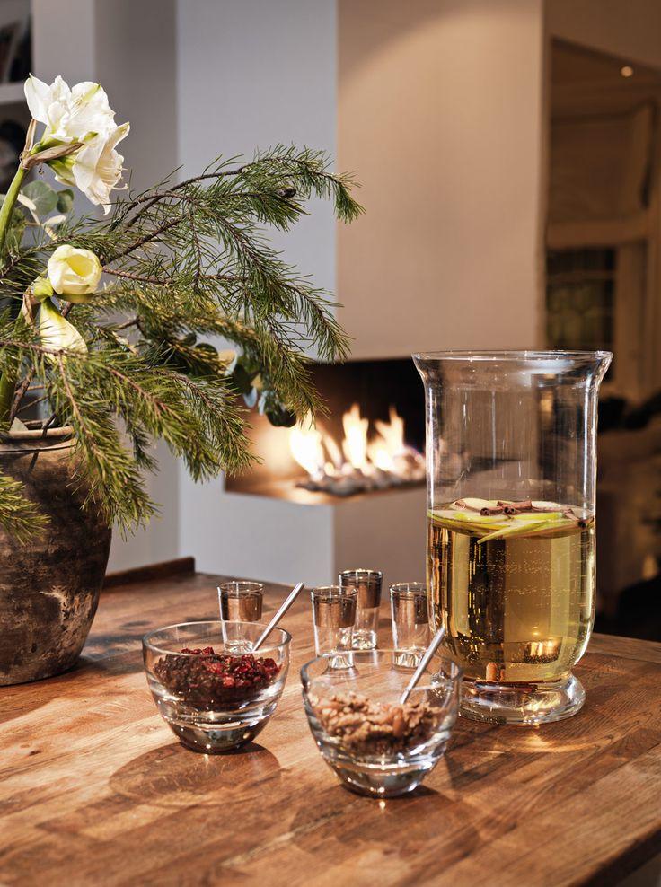 Underbart sekelskifteshus i vinterskrud – här vill vi fira jul! - Sköna hem