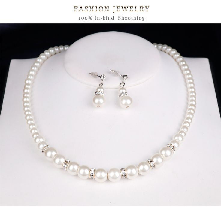 Simple alloy plating Necklace set (CA244-A)NHDR1460