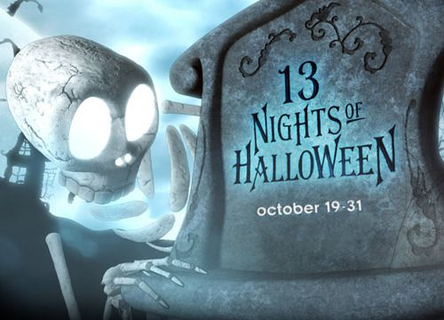 ABC Family´s 13 Nights of Halloween Programming Guide and top scariest moments - - Can't wait!! :)