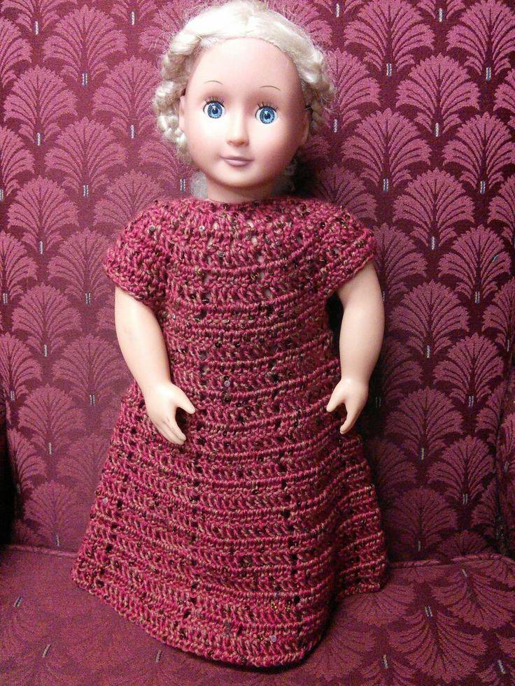 19 besten Crochet Art by Sarah Bilder auf Pinterest | Puppenkleider ...