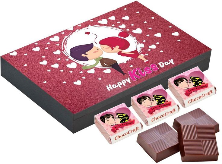 Kiss day gifts | Send Chocolates online
