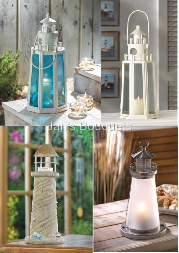 lighthouse wedding decorations theme wedding seaside house decor lighthouse sand 5531